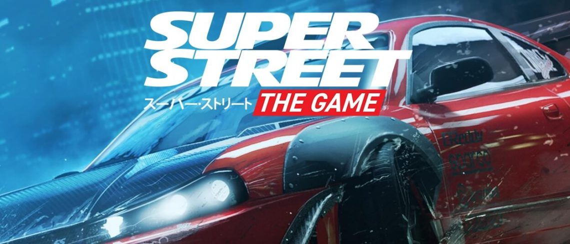 - Super Street - The Game